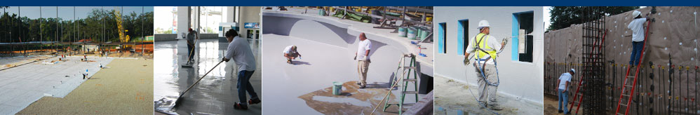 Waterproofing Specialists Construction Exterior Restoration Roofs
